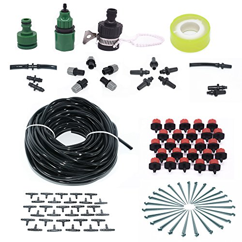 drip-fog-system-dgreat-self-watering-irrigation-misting-cooling-kit-82ft-1-4-hose-5-mist-sprayers-25