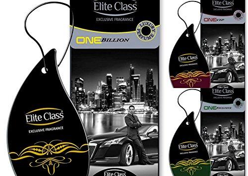Preisvergleich Produktbild Elite Class Luxery Parfum Lufterfrischer TESTPAKET One Billon , One Vip, One Exclusive