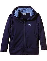 Puma chaqueta Active Move–Chaqueta con capucha, niña, color Astral Aura, tamaño 176