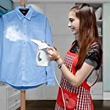 #4: Stvin Iron Steam 2016 New with Eu Plug Electric Garment Steamer Brush for Ironing Clothes Portable Multifunction Pots Facial