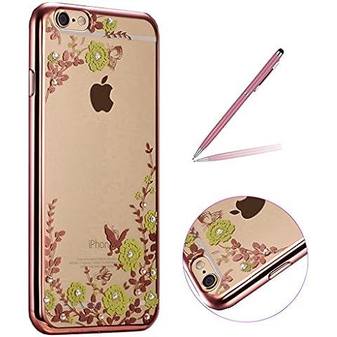 Trumpshop Smartphone Custodia Cover Protettiva per Apple iPhone 6/6s Plus 5.5