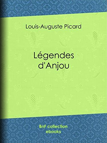 Légendes d'Anjou pdf, epub