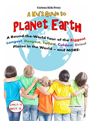 A Kid's Guide to Planet Earth (English Edition)