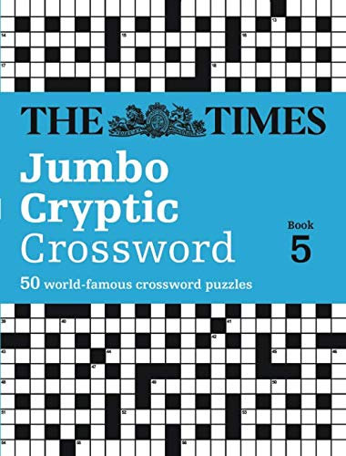 The Times Jumbo Cryptic Crossword Book 5: Bk. 5