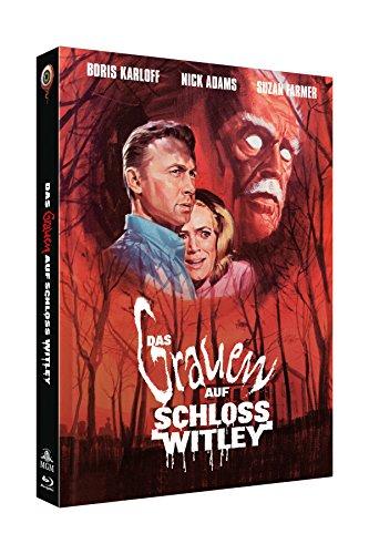 Das Grauen auf Schloss Witley - 2-Disc Limited Collector's Edition Nr.19 (Blu-ray + DVD) - Limitiertes Mediabook auf 444 Stück, Cover B