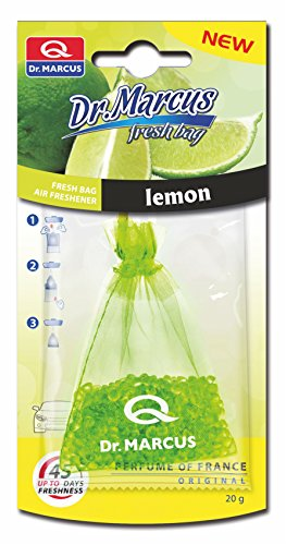 dr.marcus fresh bag lemon air freshener (yellow) Dr.Marcus Fresh Bag Lemon Air Freshener (Yellow) 517jpv3c9 L