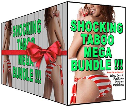 Shocking TABOO Mega Bundle!!!: 8 Authors, 18 Stories, Unlimited Fun! (English Edition)