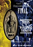 1968 Challenge Cup Final - Leeds 11 Wakefield Trinity 10 [DVD] [Reino Unido]