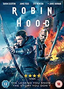 Robin Hood [DVD] [2018]