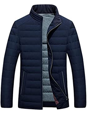 MHGAO abrigo de invierno chaqueta de negocio de los hombres al aire libre , blue , xxxl
