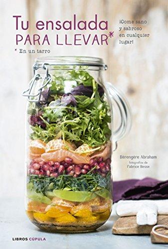 Tu ensalada para llevar: ¡Come sano y sabroso en cualquier lugar! (Cocina)