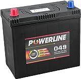 049 Powerline Autobatterie 12V