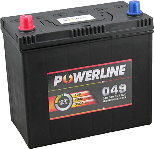Preisvergleich Produktbild 049 Powerline Autobatterie 12V