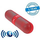 [Sponsored]Azacus Certified Portable HiFi Wireless Bluetooth Speaker With FM/Radio TF Card MP3 Player Mic Stereo Audio Mini Speaker With SD Card / Pen Drive Supported Devices Compatible For All Smartphones / Android / IOS / Apple (Multi-Colour)