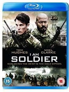 I Am Soldier [Blu-ray + UV copy] [2014]