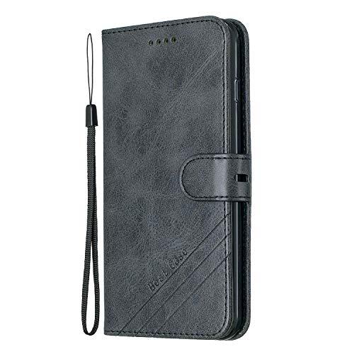 Docrax Custodia Iphone 6s Plus 6 Plus Portafoglio Cover In Pelle Funzione Di Stand Slot Per Schede Antiurto Leather Case Cover Per Apple Iphone