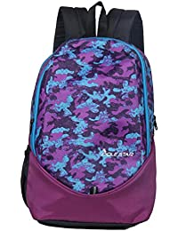 POLE STAR Polyester 30Liters Purple Casual Backpack