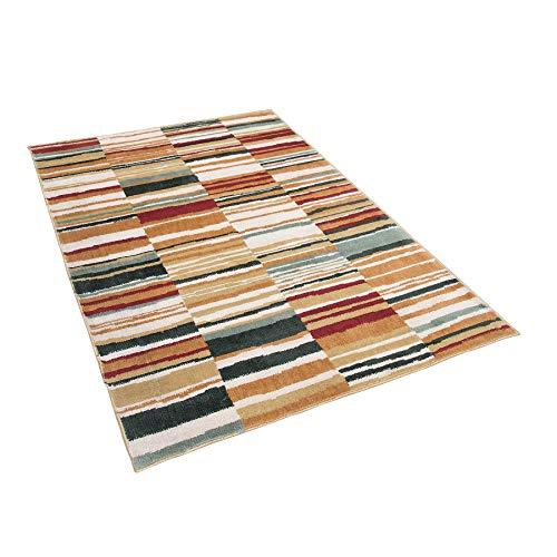 Tapis Multicolore 140 x 200 cm Fatsa