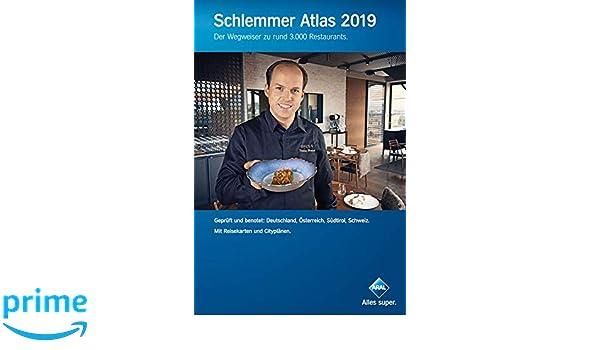 Smeg Kühlschrank Wikipedia : Schlemmer atlas 2019: der wegweiser zu rund 3.000 restaurants aral