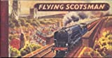 Brochure Flying Scotsman sur le voyage en train de 843 km de King's Cross à Aberdeen (en anglais)