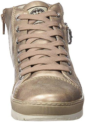 Dockers by Gerli Damen 35ne212-600560 High-Top Braun (Bronze 560)