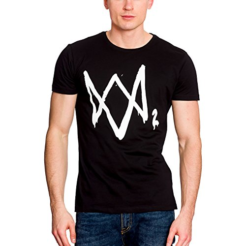 Watch Dogs -  T-shirt - Uomo Black L