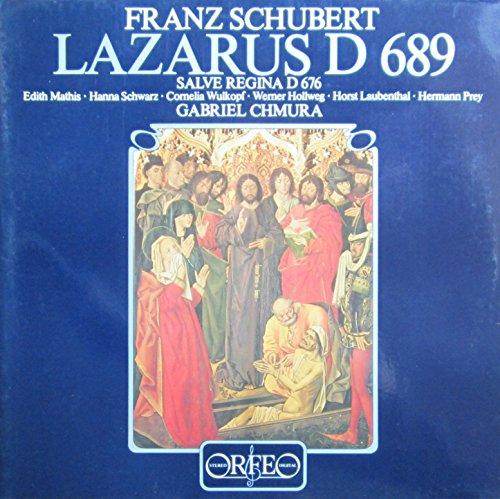Lazarus D 689/Salve Regina D 676 [Vinyl LP]