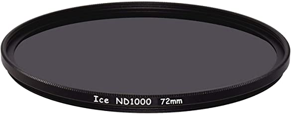 ICE 72mm ND1000 Filter Neutral Density ND 1000 72 10 Stop Optical Glass