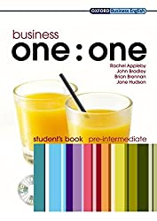 Business one:one Pre-intermediate: Student's Book and MultiROM Pack