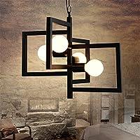 Amazon.it: lampadari ferro battuto - 50 - 100 EUR / Illuminazione per ...