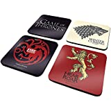 Game of Thrones Coaster Set (4-Piece)