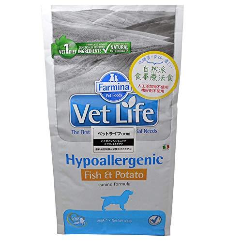 Farmina - Vet Life Hypoal. Fish E Pot. kg. 12 - Cane