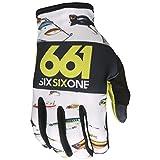 SixSixOne Handschuhe Comp Schwarz Gr. M