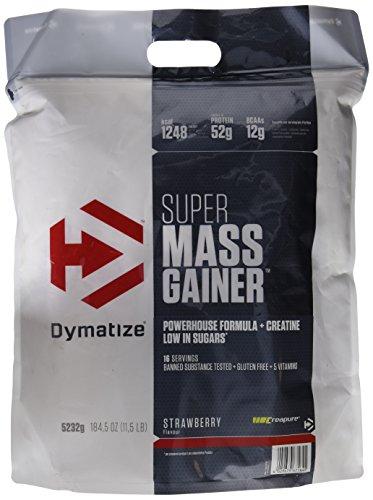 Dymatize Super Mass Gainer Strawberry - 5232 gr