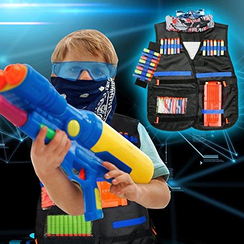 BATTOP-Kids-tctico-chaleco-Kit-para-Pistolas-de-Nerf-N-strike-Elite-serie-regalo-perfecto-para-nios-juego-de-lucha-de-Nerf