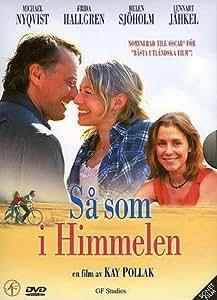 As It Is in Heaven ( Så som i Himmelen ) [DVD]