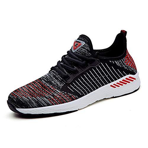 Decai Zapatillas Deportivas de Hombre Mujer Gimnasio Zapatos Sneakers Running Calzado...