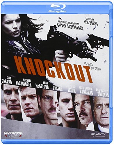 knockout-resa-dei-conti-blu-ray-import-anglais