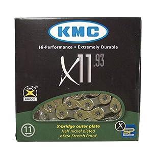 517k3%2BI0AwL. SS300 KMC X11.93 11-fach Kette // 114 Glieder