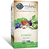 MYKIND Organics, B-Komplex, 30 Vegan Tablets - Garten des Lebens