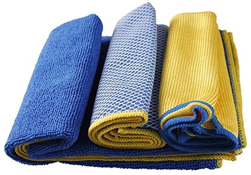 goodyear gy-ca118 car cleaning cloth set Goodyear GY-CA118 Car Cleaning Cloth Set 517k4Mm3R7L