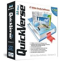 QuickVerse Mac 3.0 White Box - Bible Study Software Mac