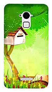 TrilMil Printed Designer Mobile Case Back Cover For Coolpad Note 3