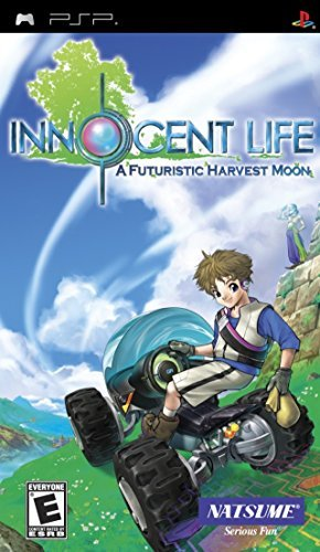 Innocent Life: A Future Harvest Moon - Sony PSP by Natsume (Psp Harvest)