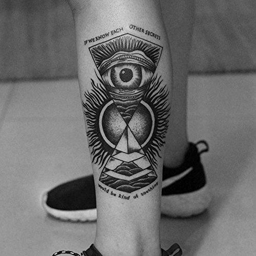 temporare-korperkunst-entfernbare-tattoo-aufkleber-sonnenstrahlen-3149-sticker-tattoo-temporary-tatt
