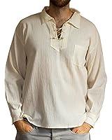 Sommer Bluse mit Tunnelzug aus Baumwolle, ethisch gehandelt, lange Ärmel - aus Ecuador für Tumi gefertigt - leichtes, kühles Material