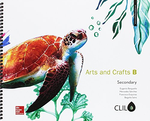 Arts And Crafts B Secondary - 9788448611774 por Eugenio Bargueño Gómez