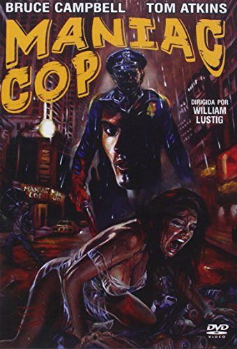 Bild von Maniac Cop Dvd [Dvd] (2014) Tom Atkins, Bruce Campbell, Laurene Landon, Richa --- IMPORT ZONE 2 ---
