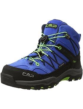 CMP Rigel Mid Wp, Zapatos de High Rise Senderismo Unisex Adulto