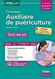 Concours Auxiliaire de puériculture 2018-2019 - Entrée en IFAP - Tout-en-un